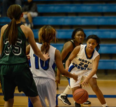 Basketball Girls JV vs  Arlington Colts 12-13-13-9