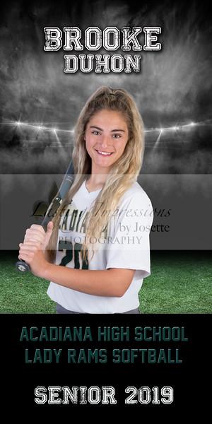 Acadiana High Softball