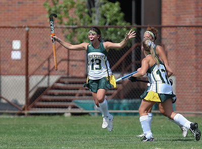 Brockport Golden Eagles v. Nazareth Golden Flyers 9-11-10
