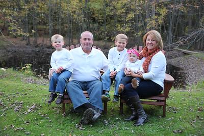Kiernan Family 10-10-2014