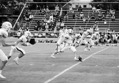 West Morris Central Varsity Football 2020 Part 2