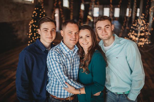 Julie Miner | Christmas Mini
