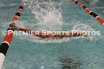 La Porte Swim Meet (Before Diving) 11/13/2010