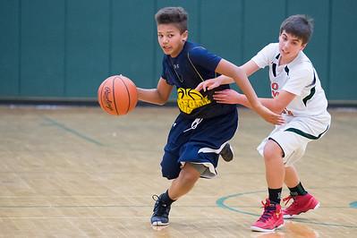 Scrimmage:  7th Grade Blue @ Oakview