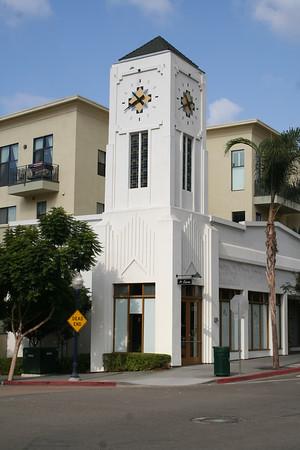 San Diego November 2007