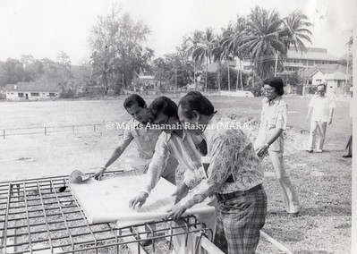 1977 - PROJEK BANGUNAN TAMBAHAN MRSM SEREMBAN