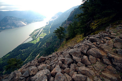 Indian Point - Columbia River Gorge 04/06