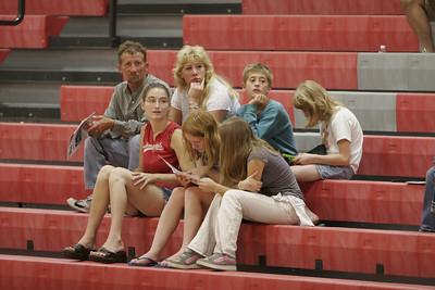 Girls Freshman Basketball - 2006-2007 -  8/29/2006 Coopersville