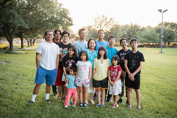 Phan Family Photo Day August 2021