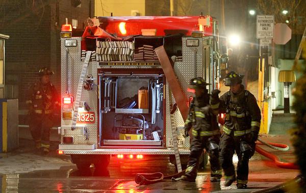 April 5, 2009 - 3rd Alarm - Maitland Street