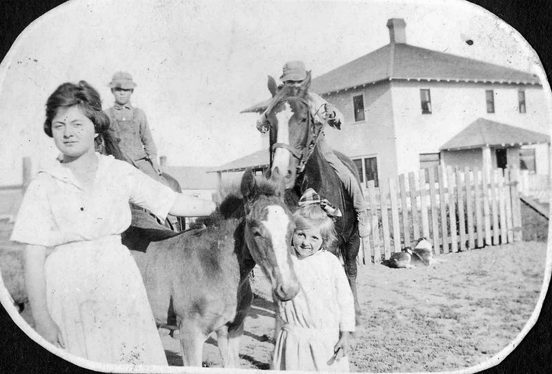Muriel, Allen, Fred and Dorothy Herdrich