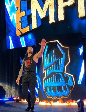 Roman Reigns - WWE Live SanDiego