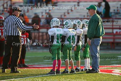 WBLW 4th Grade Football vs Salem at Minerva