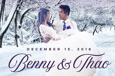 Benny & Thao 12/15/18
