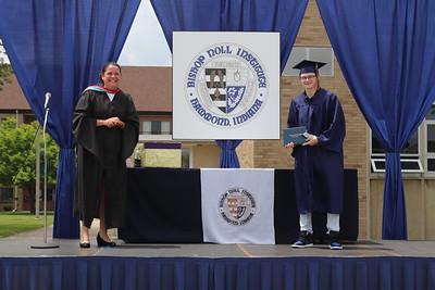 Bishop Noll Institute Graduation 2020