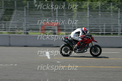 PIR Track Days at Ducati's DNW2007 (Turns 3,2, and 1)