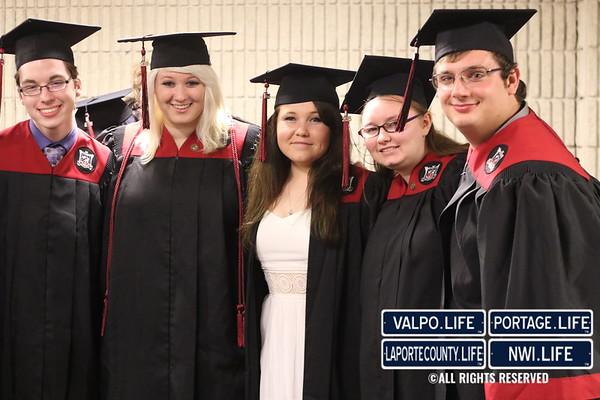 2015 Lowell High School Graduation
