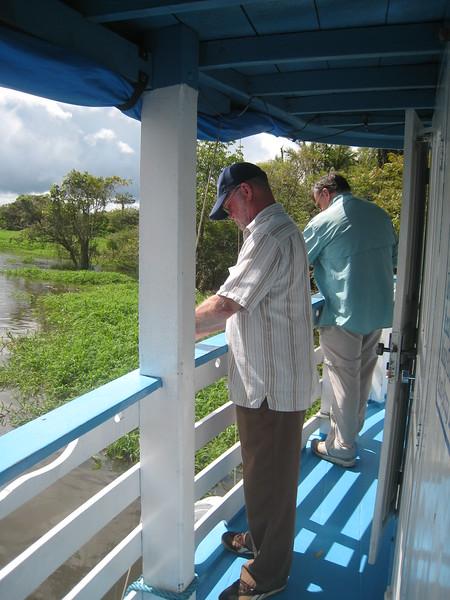 River Tour and Eco Maica Lake, Santarem, Amazon River, Brazil