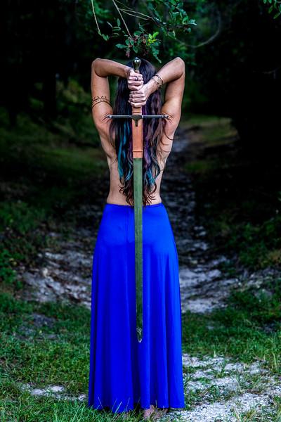 Warrior Shoot