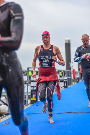 Cardiff Triathlon - Wave 2 Pink Hats