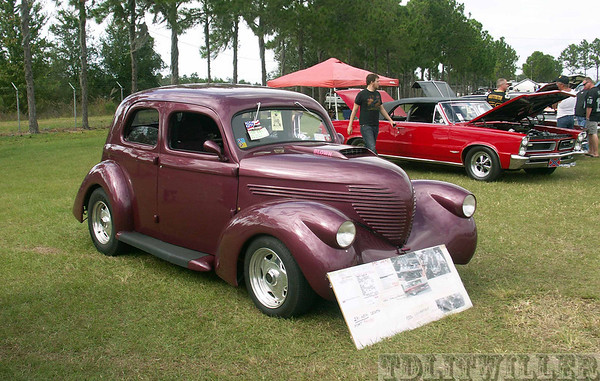 Southern Nostalgia and Muscle Car Shootout 2011 Car show