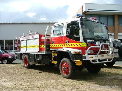 Fire & Rescue WA - Manjimup