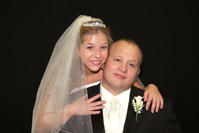 Sarah and Clint