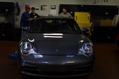 Fresno Porsche Tech Day 2015