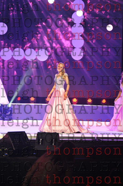 Evening Gown:Onstage Question