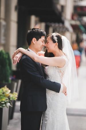 Michael & Justine Lam Wedding