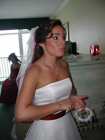 Monica & Gerry's wedding