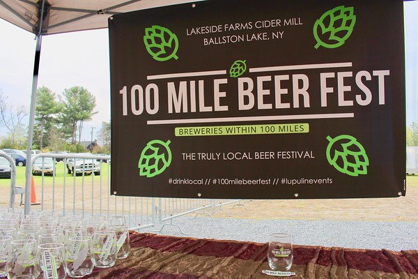 100 Mile Beer Fest at Lakeside Farms