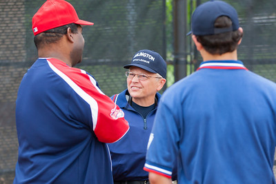 Nationals vs Braves (08 May 2012)