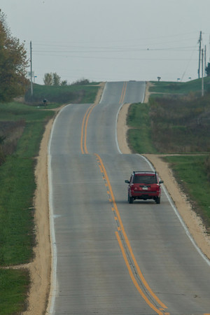 Roller Coaster Road Dubuque County