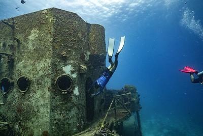 210418 Cozumel Freedivers