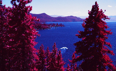 Infrared Color