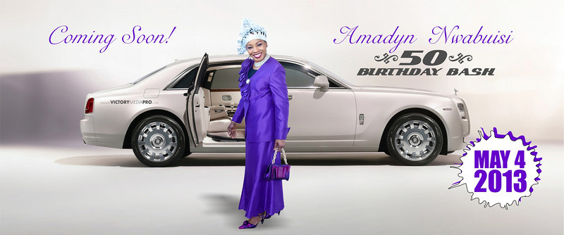 Amadyn Nwabuisi at 50 Pre Pix