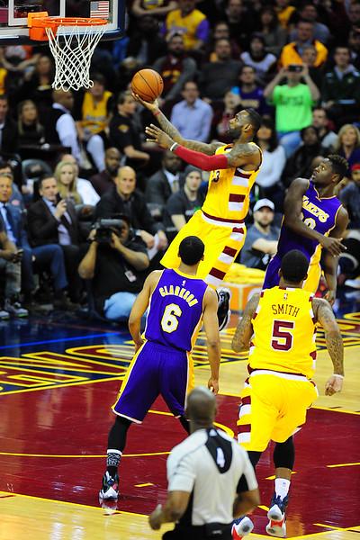 Lakers vs Cavs