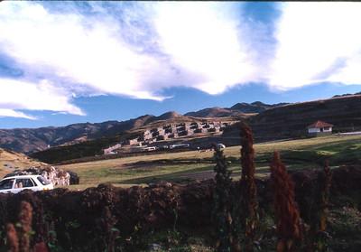 Peru: Machu Pichu 1999
