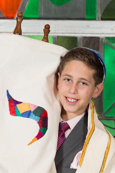 Ezra Bar Mitzvah Highlights
