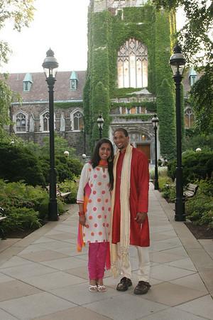 Raymond & Samantha Pugh ~ August 1st, 2008