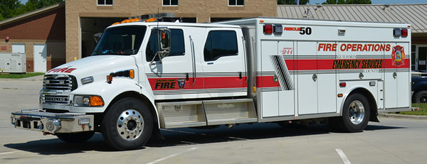 Guilford County Emergency Services