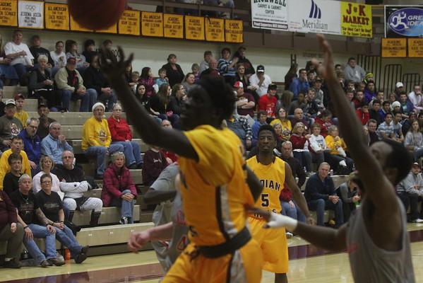 IHCC Basketball Vs. Southwestern