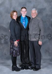 Family Portraits - St. Hilary Confirmation 2016