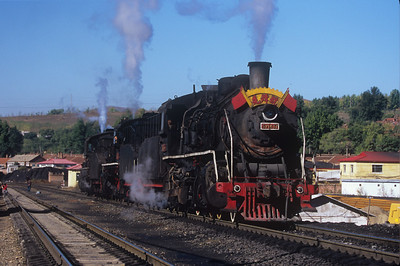 Working Steam Trains in China Gallery 2