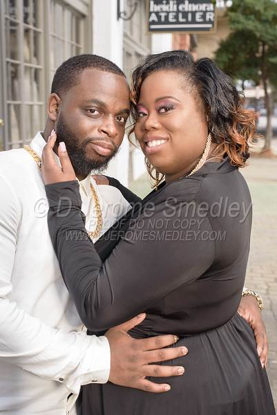 Karman and Kevin Engagement  2/18