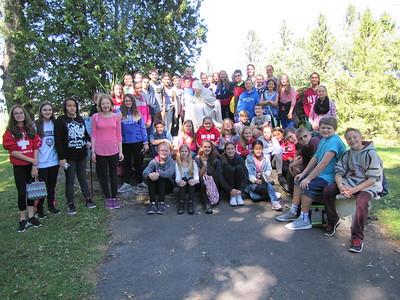 7 & 8 Grade Auriesville Pilgrimage