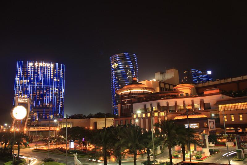 City of Dreams Casino Complex, Macao
