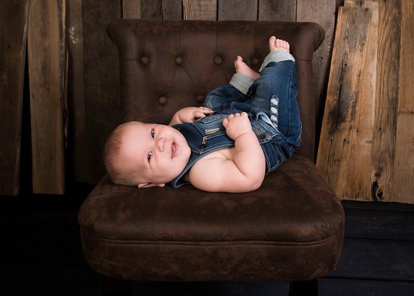 Eli 6 Months Old 2020