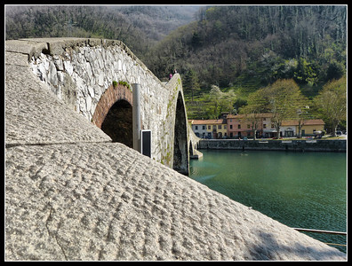 Borgo a Mozzano - Ponte del Diavolo (2012)